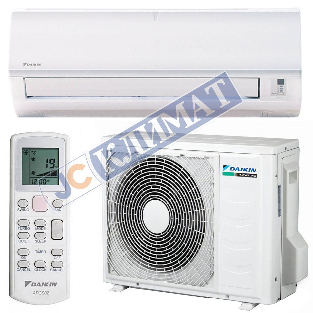 Daikin FTXN25M / RXN25M inverter